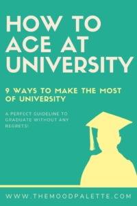 Read more about the article How to Ace At University: 9 Ways