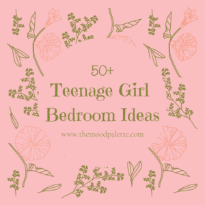 Read more about the article 50+ Teenage Girl Bedroom Ideas