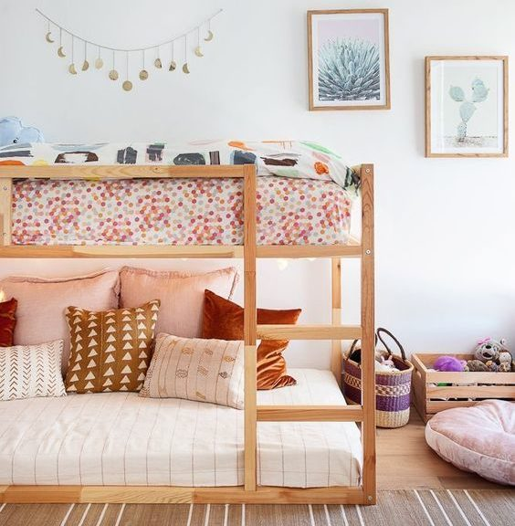 Scandinavian Style Kids Room: How To Create A Scandinavian-Style Kids Room