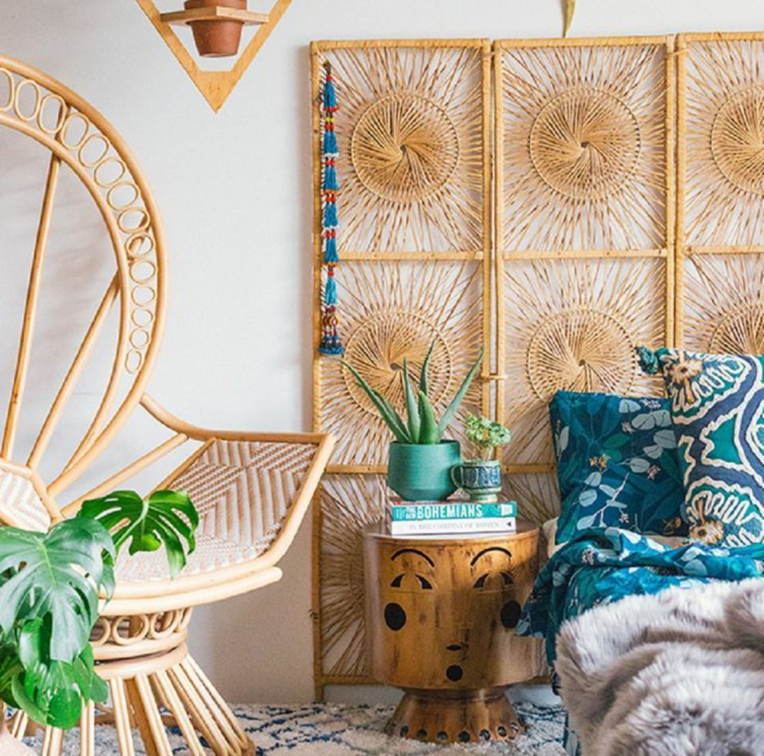 56 Ravishing Bohemian Bedroom Inspirations