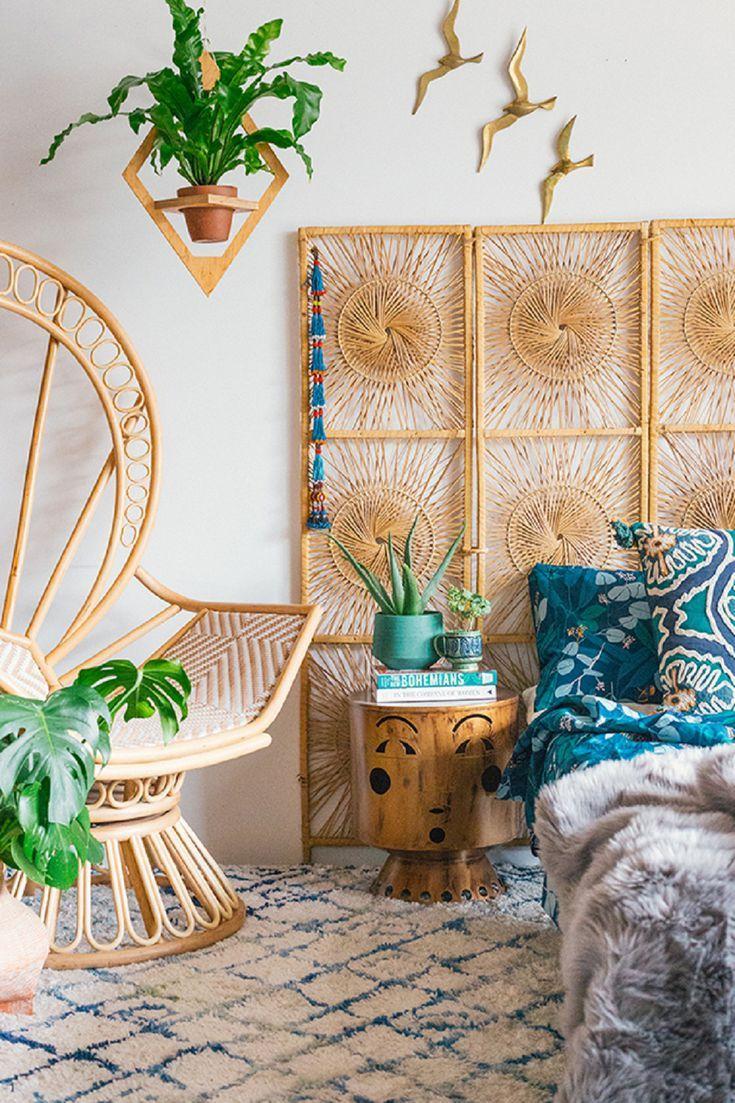 56 Ravishing Bohemian Bedroom Inspirations The Mood Palette