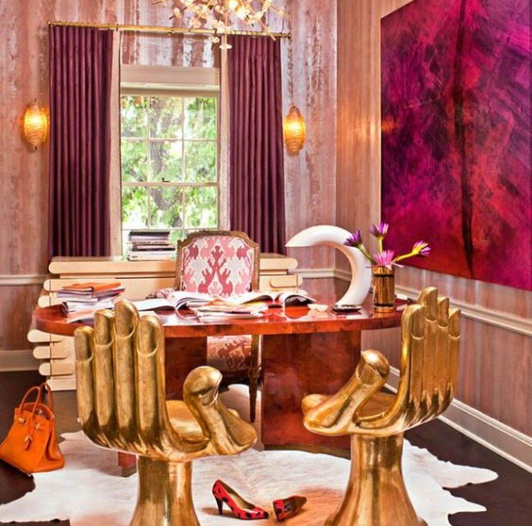 How To Decorate Like A Celebrity -Glamorous Home Decor Ideas