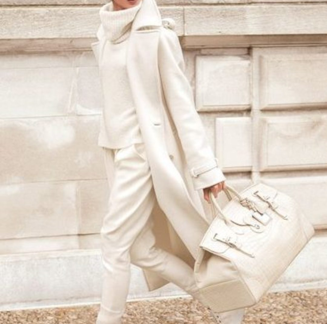 50+ All-White Outfits for Winter