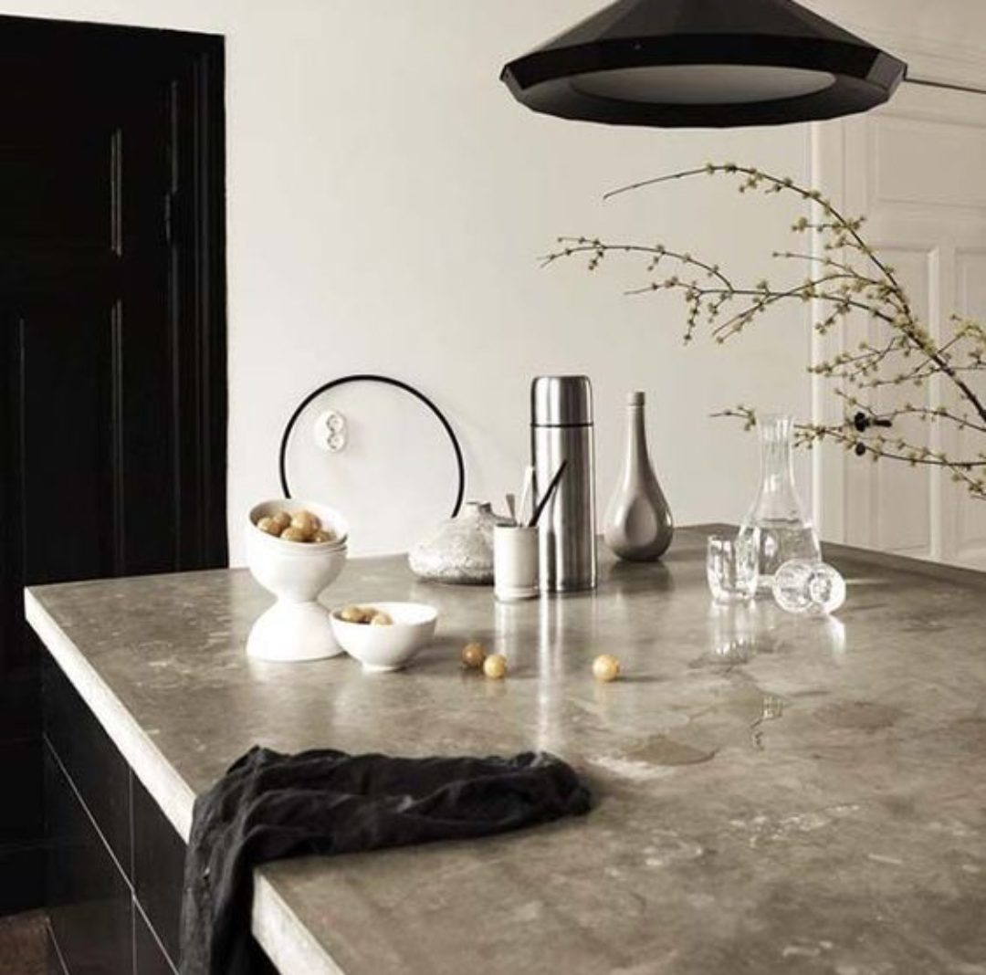 Why Your Kitchen Needs a Concrete Countertop