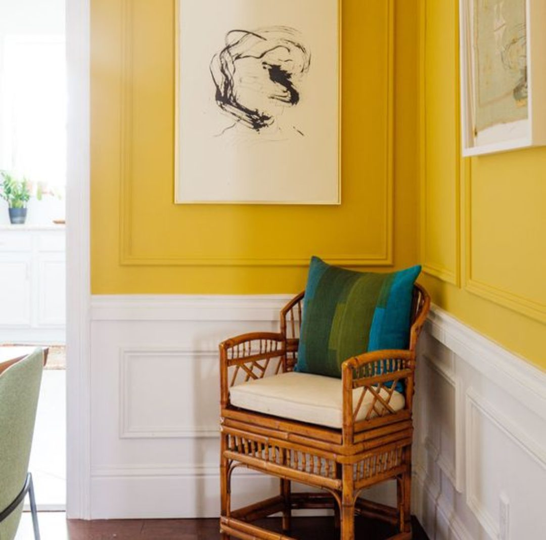 Why You Need Yellow Walls In Your Home