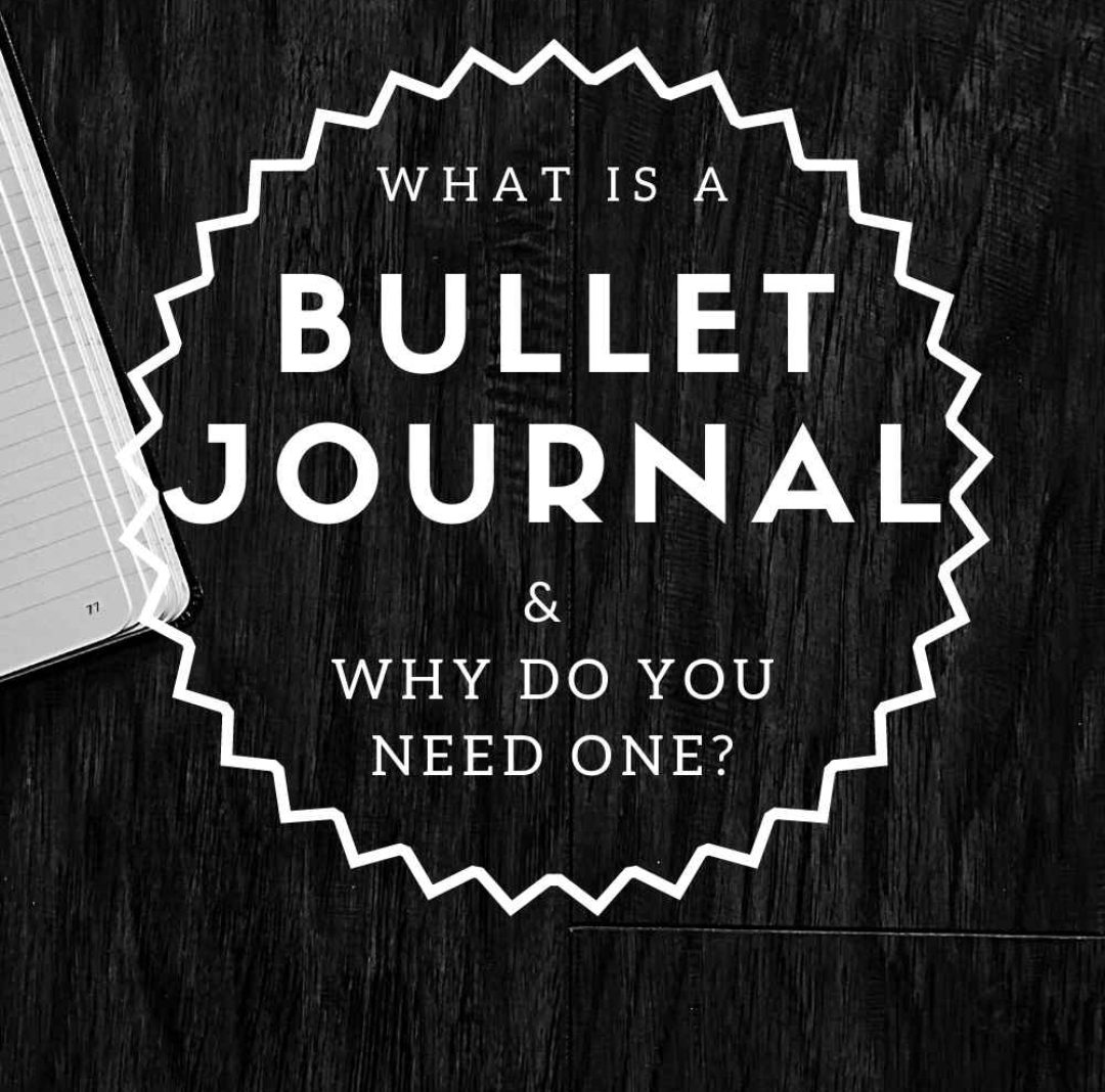 What is a Bullet Journal & Why You Need One?