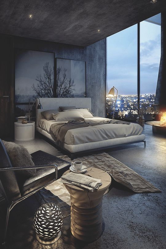 You are currently viewing 30+ Best Industrial Style Bedroom Ideas