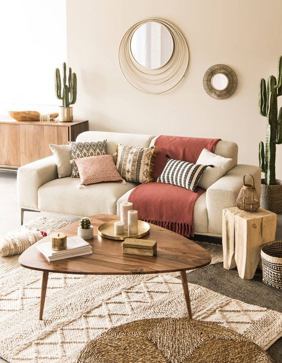 You are currently viewing Boho-Chic Decor: 5 Easy Steps To A Boho-Chic Home