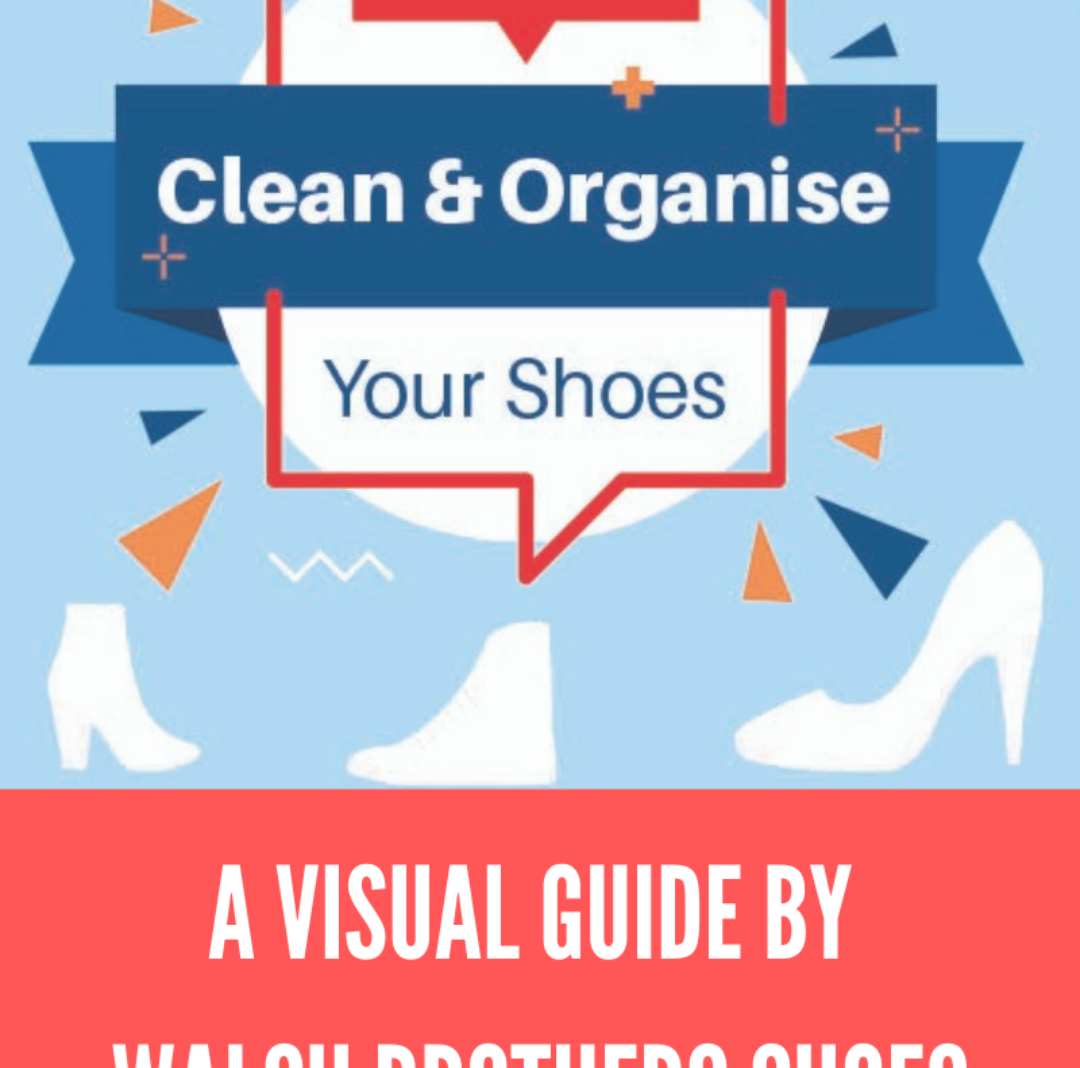 How to Spring Clean Your Shoe Closet